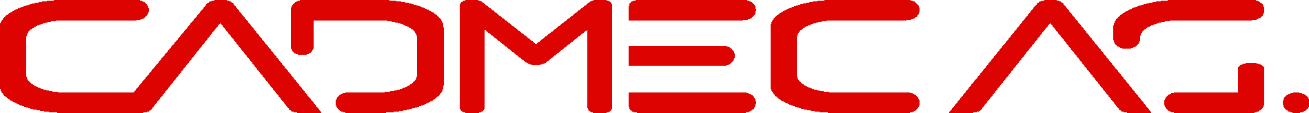 cad logo red rgb